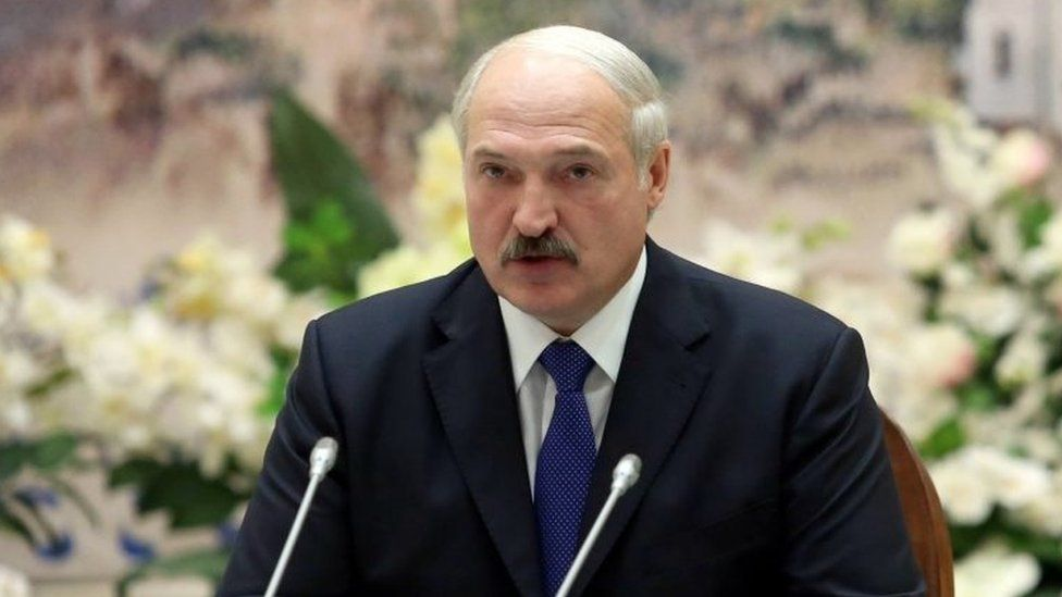 Belarusian President Alexander Lukashenko. Photo: 2 October 2015