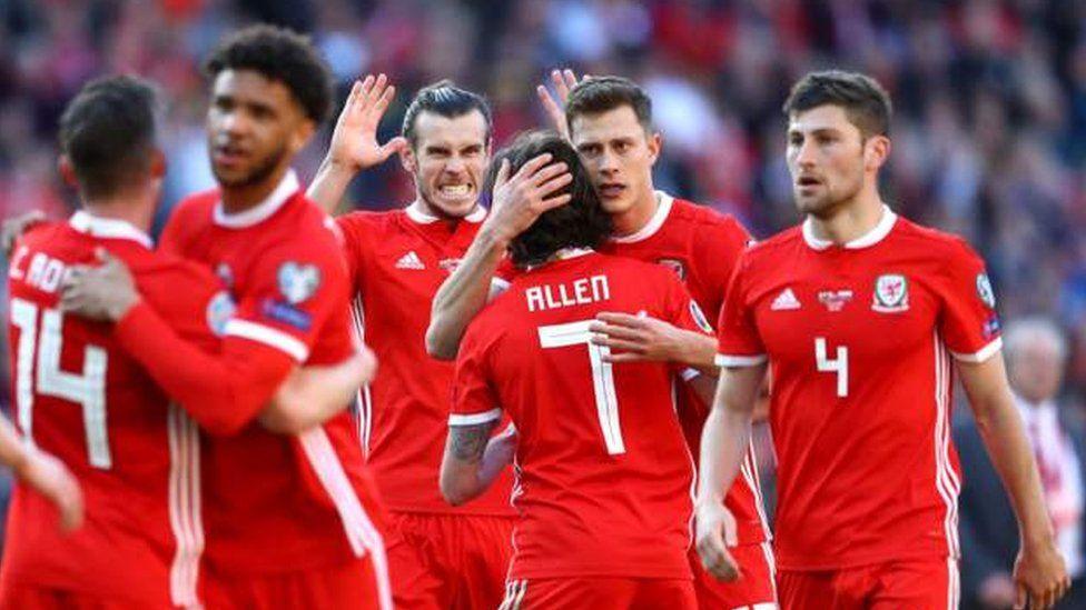Gareth Bale yn gapten