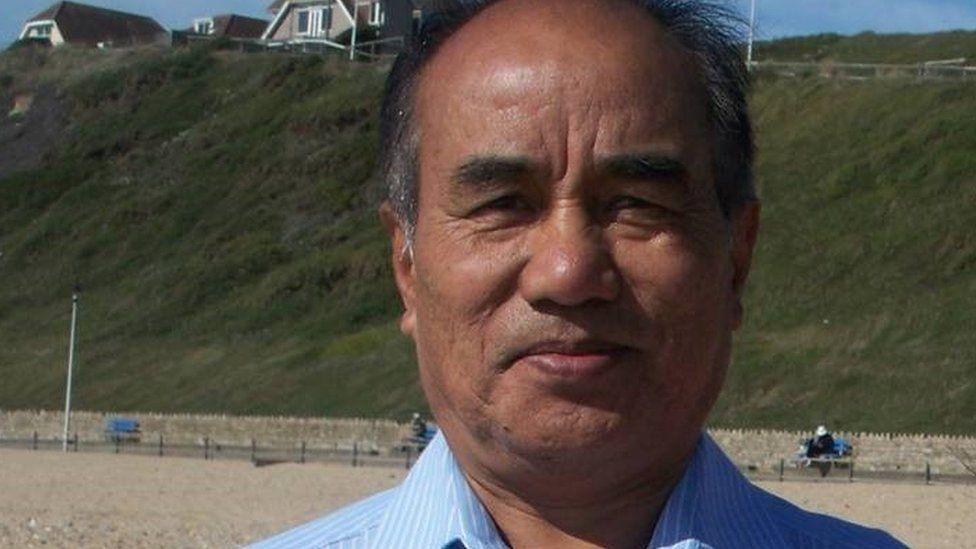 Narayan Gurung