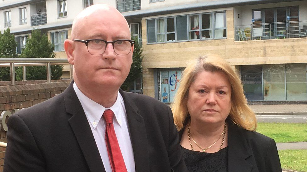 Pte Gray's parents Geoff and Diane Gray say there are still questions to answer