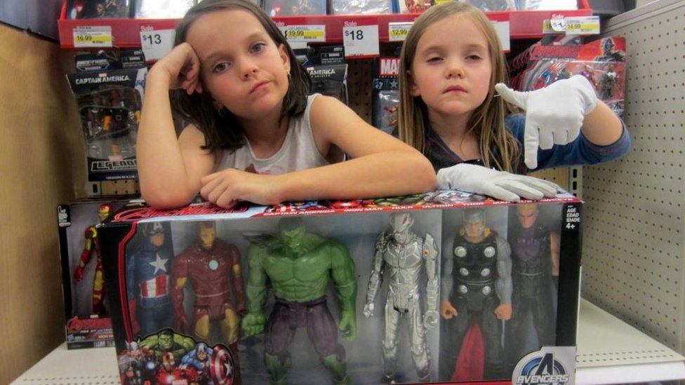 Heroic Girls runs a blog that highlights the lack of diversity in popular toys