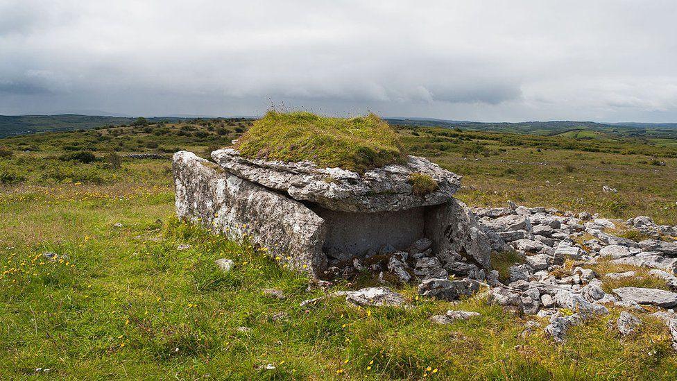 Parknabinnia wedge tomb