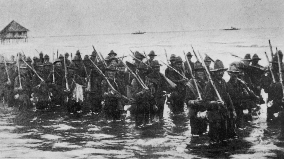 US troops during Spanish-American War