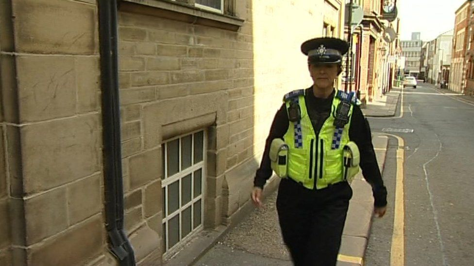 Officer in Wakefield