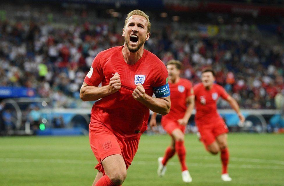 Harry Kane, England v Tunisia