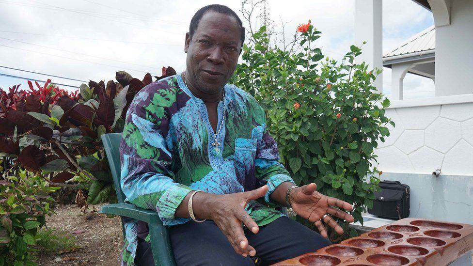 Multiple-time international Warri champion Trevor Simon