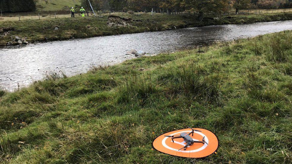 Openreach drone