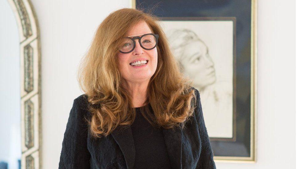Judith Balcazar smiles in professional photograph