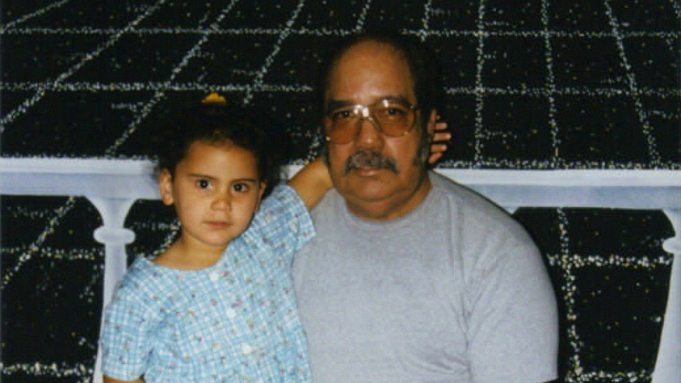Myra and her father