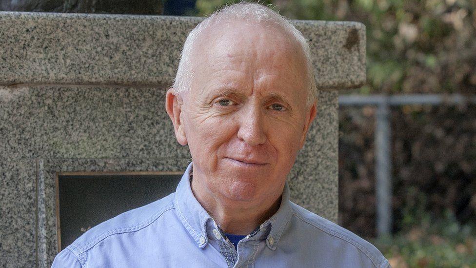 Patrick Sandford, now 65
