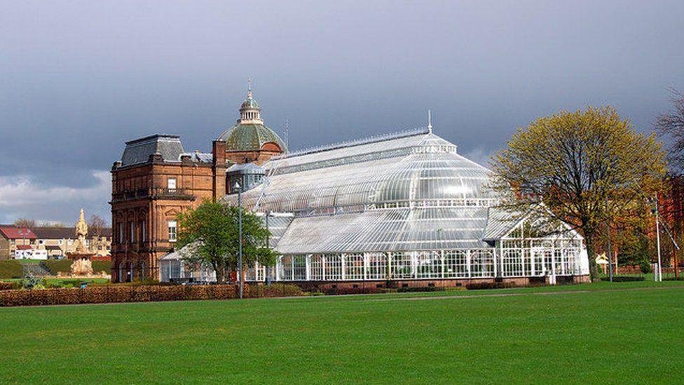 Winter Gardens, Glasgow