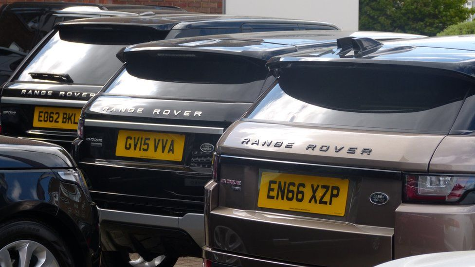Range Rovers for sale