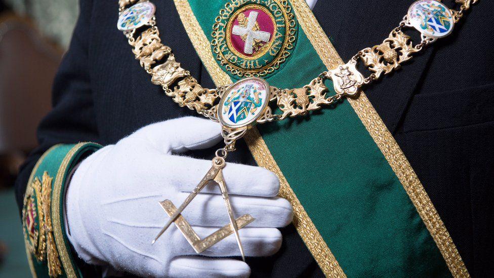 Masonic regalia Masonic regalia