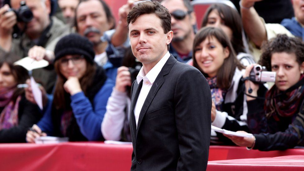 Casey Affleck at the premiere for I'm Still Here on September 6, 2010 in Venice, Italy.