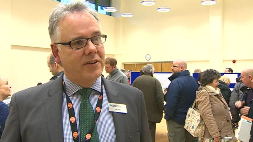 Tim Jones from NRW