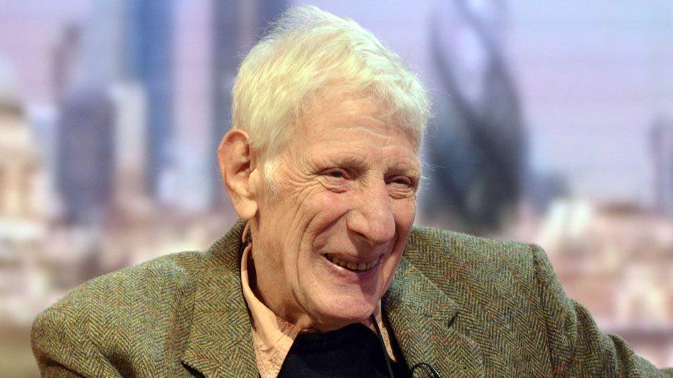Jonathan Miller in 2013