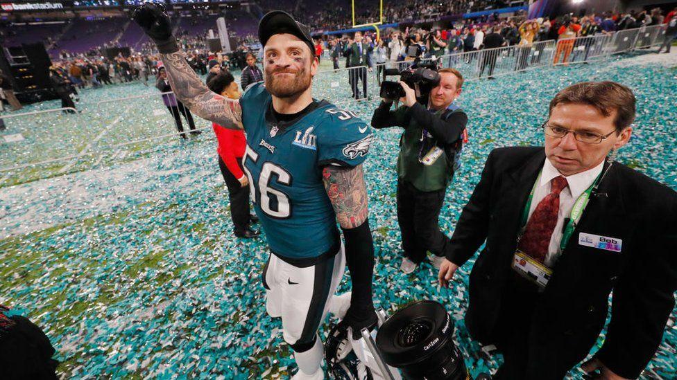 Super Bowl winner Chris Long