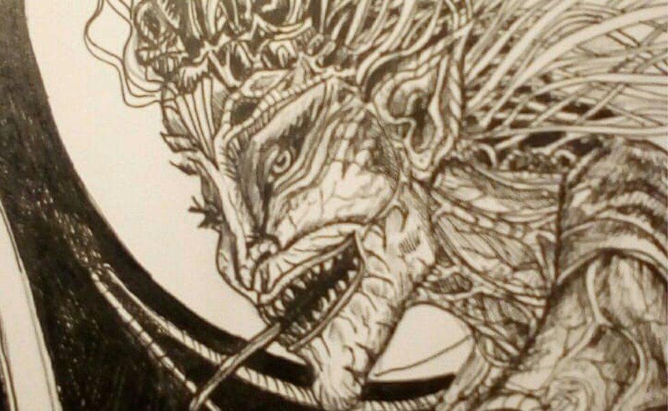 Susie Hammond's illustration A Mother's Revenge