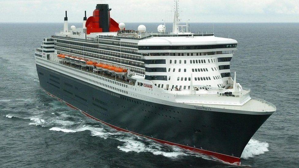 Coronavirus Cunard Ends Its Three World Cruises Bbc News