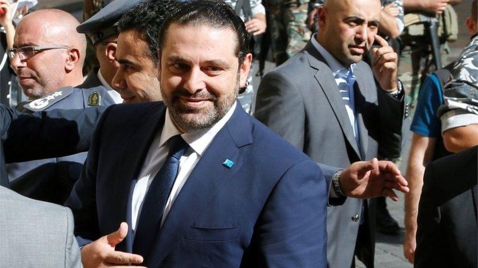 Saad Hariri (31/10/16)