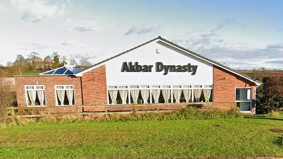 Streetview of Akbar Dynasty