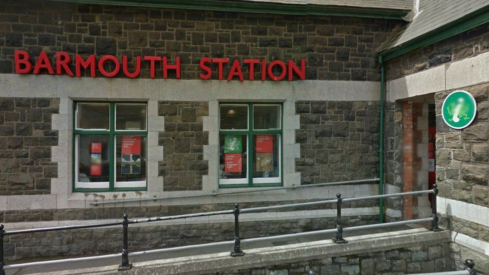 Barmouth tourist office
