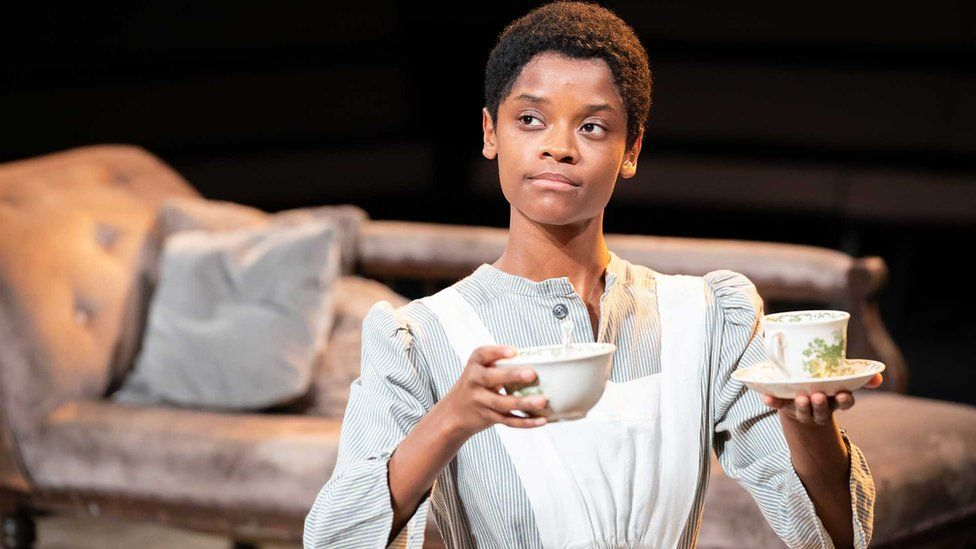 Letitia Wright in The Convert