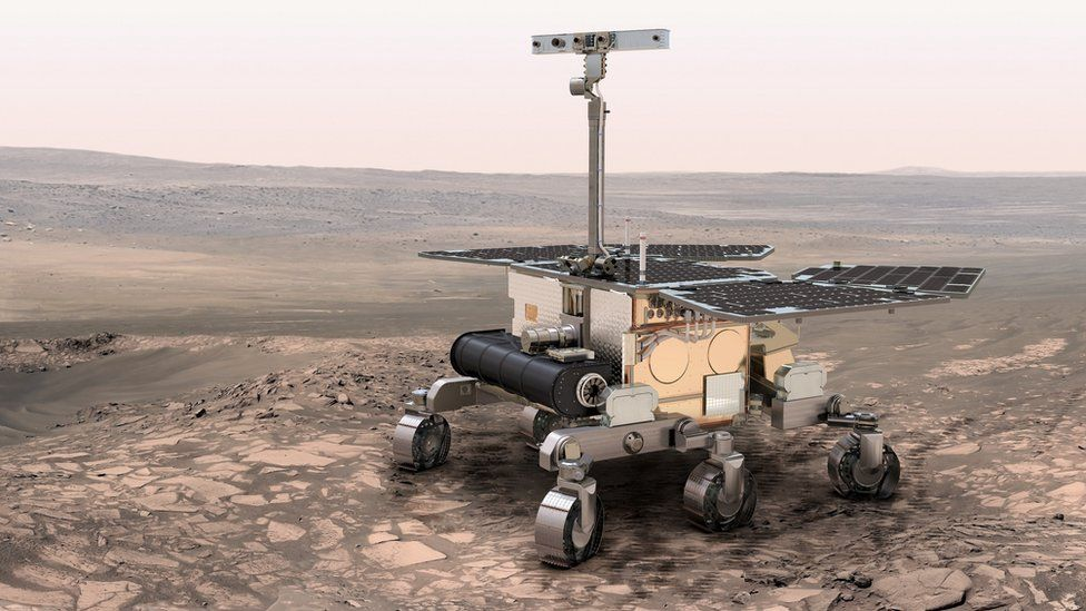 Rover artwork