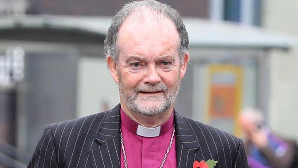 Rt Rev James Jones
