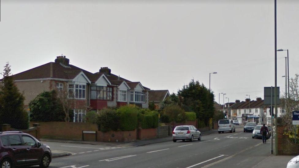 Brockhurst Road