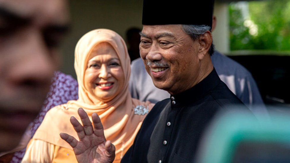 Muhyiddin Yassin, Malaysia's newly appointed Prime Minister