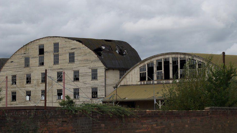 Fison's Fertiliser Factory, Bramford, Suffolk