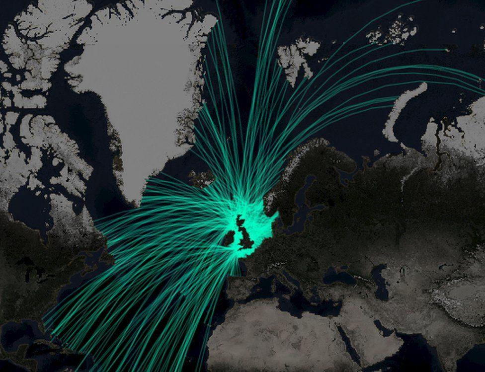 Map rhyngweithiol
