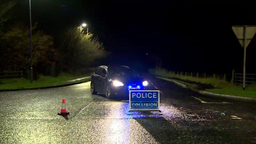 Ballymoney crash