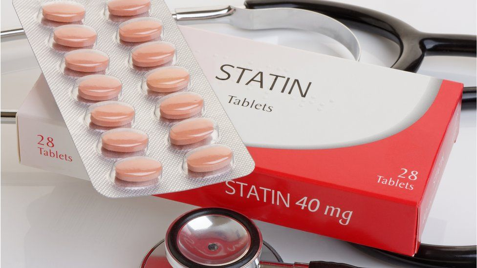 Generic statins and stethoscope