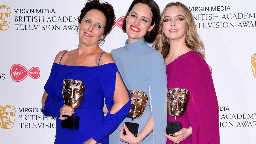 جوائز بافتا 2019: نجوم تتألق على السجادة الحمراء