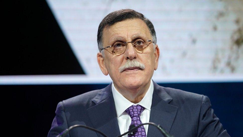 Turquía firmó un acuerdo marítimo con el gobierno dirigido por Fayez al-Sarraj en Libia. Grecia señaló que el acuerdo viola sus derechos.