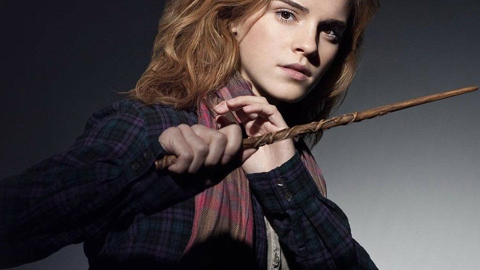 Emma Watson played Hermione in the film series