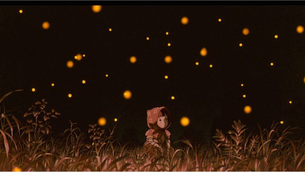Grave Of The Fireflies The Haunting Relevance Of Studio Ghibli S Darkest Film Bbc News