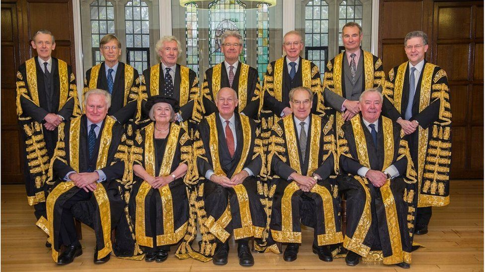 Supreme Court Justices new