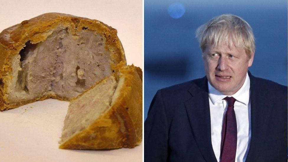 Pork Pie and Boris Johnson