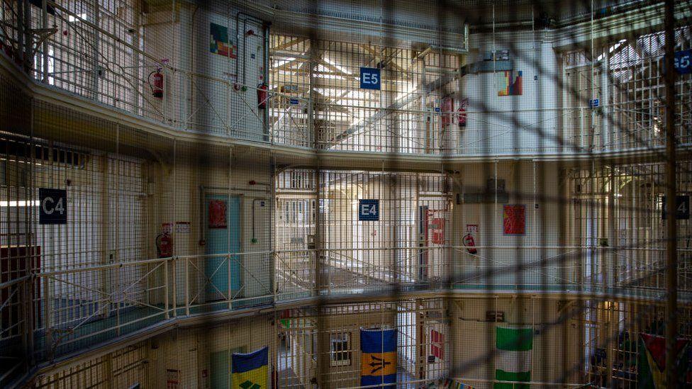 Inside Pentonville Prison