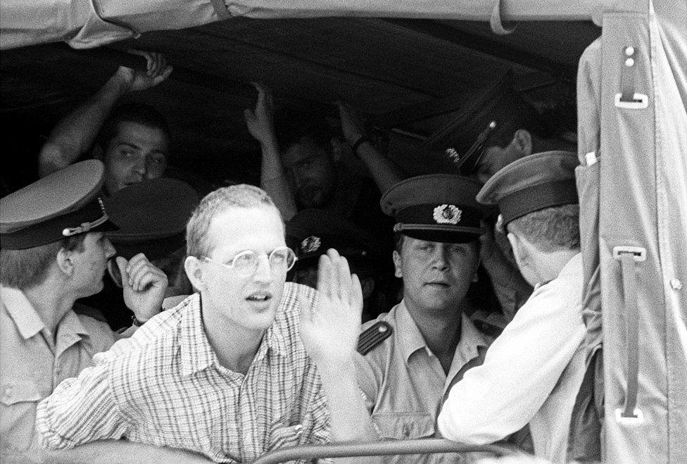 Leipzig arrests, 10 June 1989