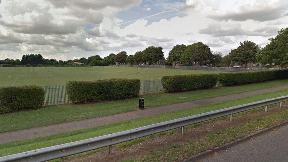Eastfield Park, Wellingborough
