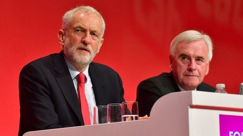 Brexit: Corbyn aides warn against pre-election referendum