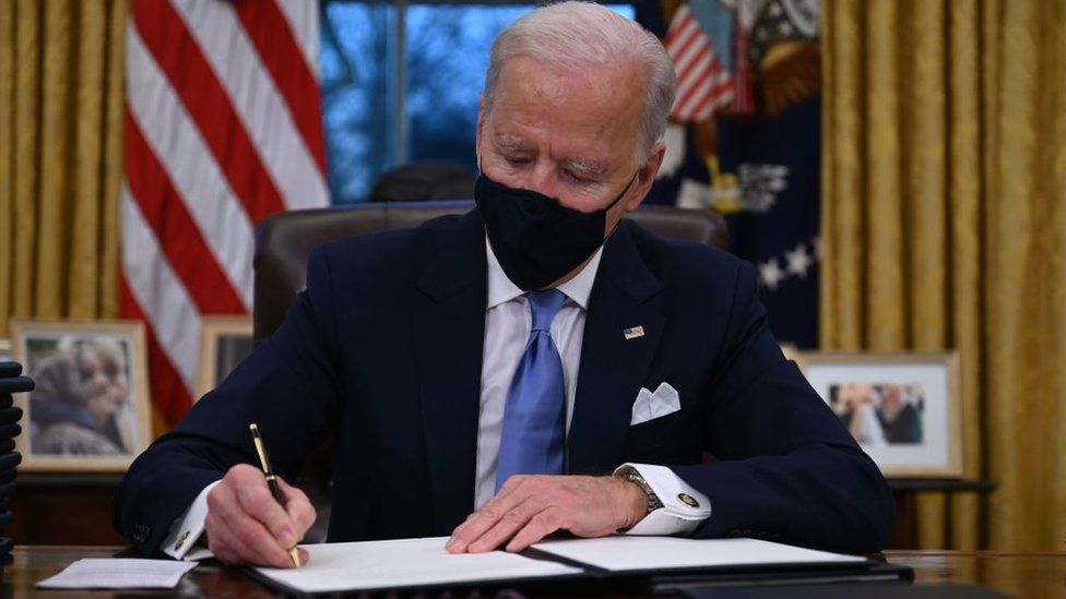 Biden: This will be 'decisive decade' for tackling climate change thumbnail