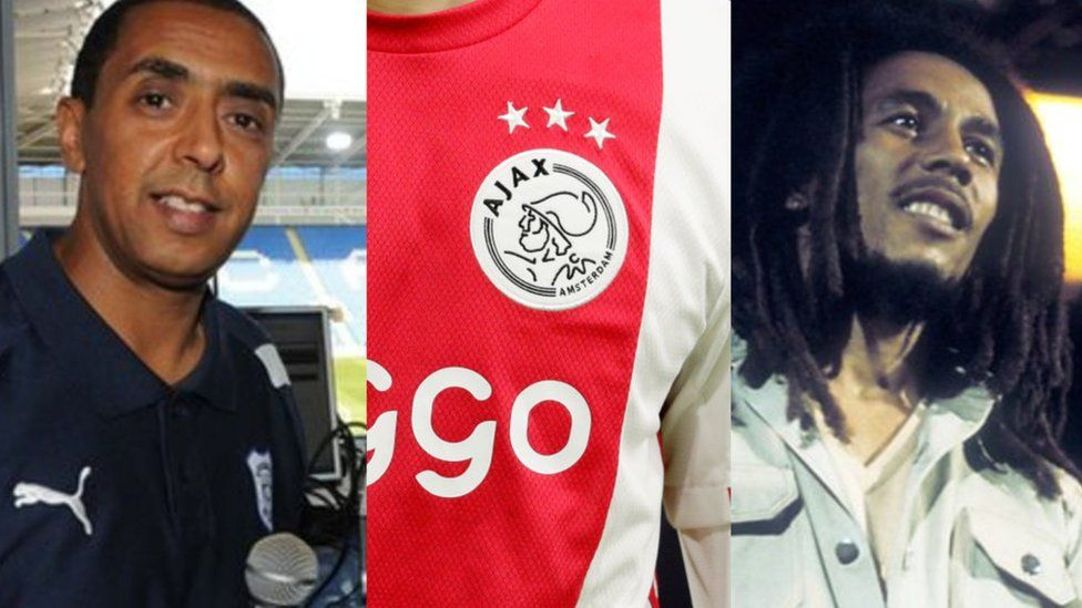 Ali Yassine, Ajax, Bob Marley