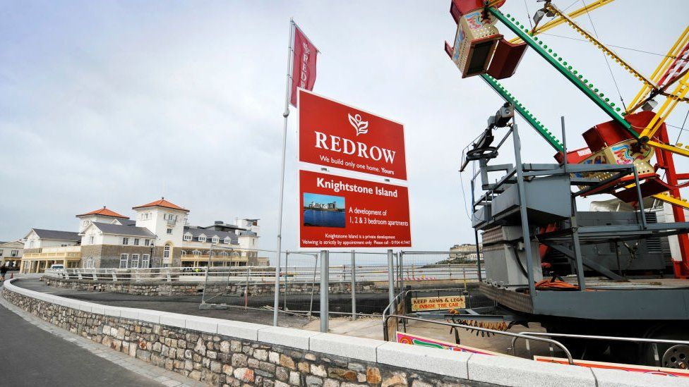 Redrow building project