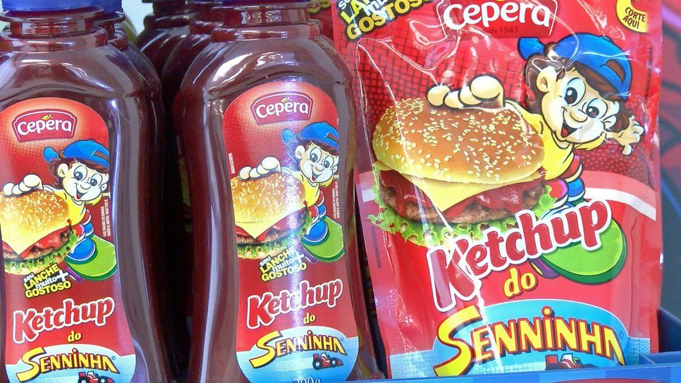 Senna ketchup
