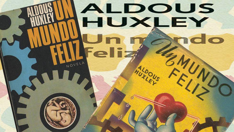 """Aldous Huxley el autor que sí logró imaginarse cómo viviríamos en """"Un mundo  feliz"""" - BBC News Mundo"""